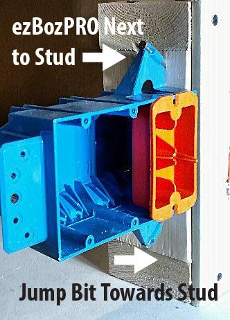 How To Remove Blue Electrical Box:  EzBoxProrh:ezboxpro.com,Design